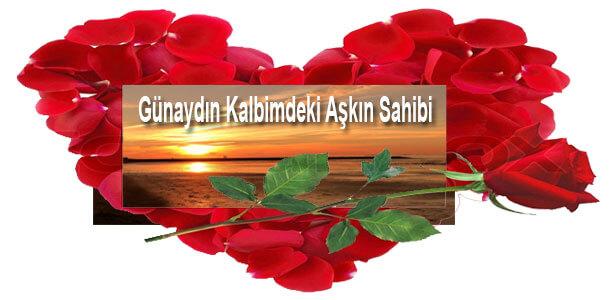 günaydın mesajı aşk